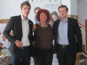 Ovidiu Felecan, Amelia Baciu şi Horia Oniţa