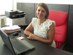 Antonia Tomoioagă, viceprimarul oraşului Borşa