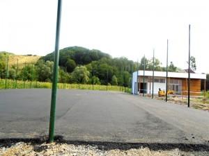 Baza sportivă de la Libotin