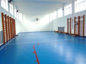 "Sala de sport de la ""Grigore C Moisil"""