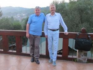 Cu Gheorghe Pârja