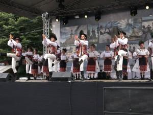"""Dans de Someş cu """"Măgura"""" Cerneşti"""