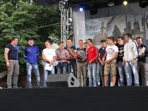 "Echipa de fotbal ""Fulgerul"" Lăschia"