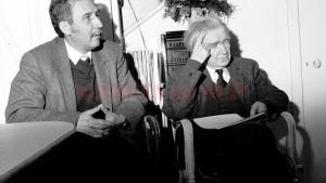 Marin Sorescu si Emil Cioran
