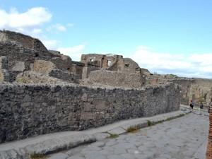 Pompei - Situl arheologic