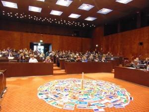 Conferinţă la Parlamentul European din Luxembourg