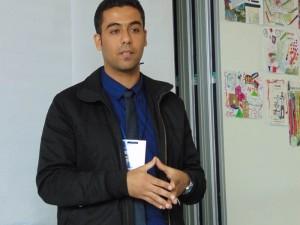 Ameen, sirianul jurnalist