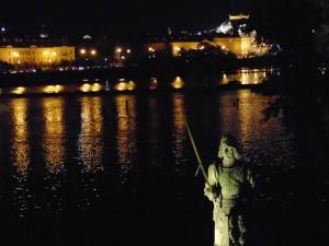 Praga, noaptea