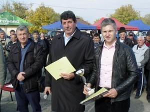 Ioan Florin Urs, Gheorghe Buda şi Daniel Pop