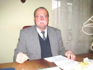 Mihai Ivasziuk, primarul comunei Ocna Şugatag