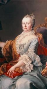 Maria Tereza,  mama împăratului