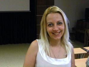 Adriana Meşter - purtător de cuvînt ISJMaramureş