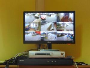 Sistem de monitorizare video