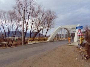 Podul peste rîul Iza