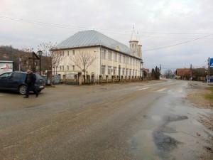 Centrul comunei Gârdani