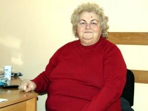 Călina Crişan, fostă coordonatoare de peste 20 de ani a vechiului Laborator  judeţean de educaţie sanitară, activează şi în prezent ca medic stomatolog
