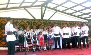 Grupul folcloric mixt din Libotin
