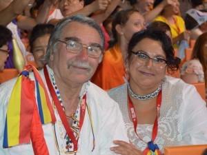 Alexandru Nicolici şi Mihaela Bob-Zăiceanu