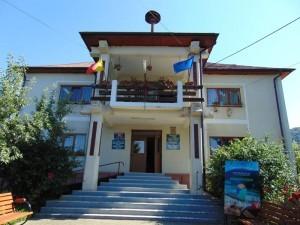 Sediul primăriei  comunei Cicîrlău