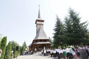 Hram la biserica Sfântul Ştefan cel Mare 3