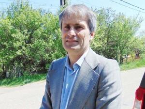 Radu Gherman, contabilul apicultor