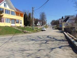 Centrul comunei Boiu Mare