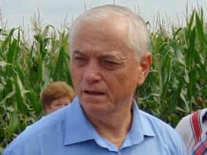 Virgil Ţânţaş - şeful Direcţiei pentru Agricultură Maramureş