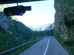 Canionul Moracea