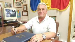 Mitru Leşe - primarul oraşului Târgu Lăpuş