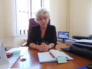 Ildikó Béres - viceprimarul municipiului Sighetu Marmaţiei