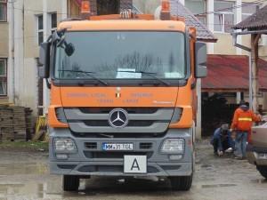 Autogunoieră din Târgu Lăpuş