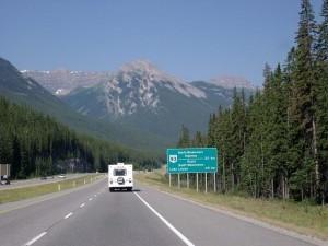 Autostrada Halifax - Vancouver, 5.727 km