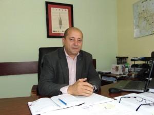 Emilian Pop - primarul comunei Săcălăşeni