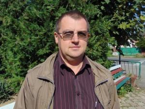 Mihai Rudolf Lemak, viceprimarul comunei