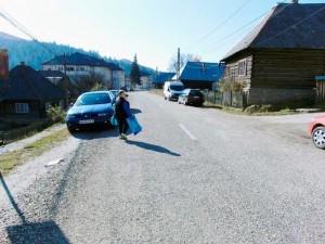Centrul comunei Băiuţ