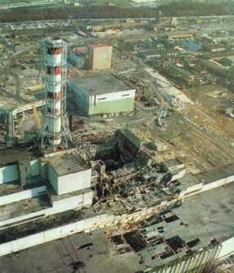 Dezastrul ecologic de la Cernobîl, 1986