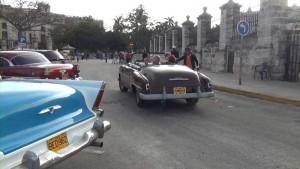 Havana - automobile americane de epocă