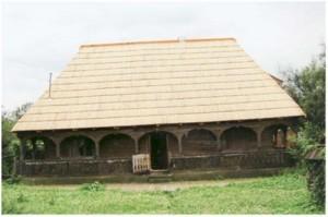 Casa Gorzo din Ieud