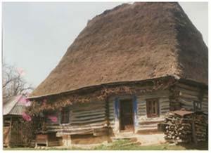 Casa Pintii din Cupşeni (Ţara Lăpuşului)