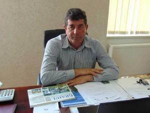 Gheorghe Buda,  primarul oraşului Şomcuta Mare