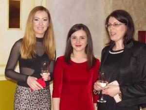 Oana Dulf, Dana Berci şi Narcisa Chişiu
