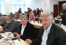 George Vulturescu, Gheorghe Pârja şi Ioan Moldovan
