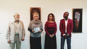 Felician Săteanu, Marinela Căluşeru, Adela Cristina Nabeu şi Yeboua Moussa Ouattara