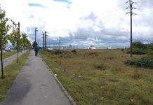 O parte din terenul Băii Mari, revendicat de Dumbrăviţa