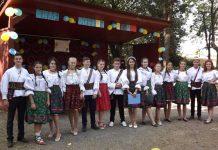 Elevi din Slatina