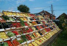 Expoziţie de legume la Dăneşti - Mireşu Mare