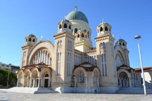 Patras - catedrala Sf. Apostol Andrei