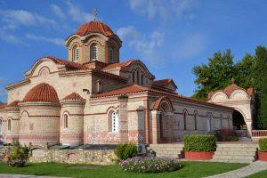 Sf. Efrem Sirul din Olimp