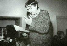 Nichita Stănescu, o recitare la Deseşti, 1979