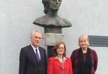 Consulul Ralf Krautkrämer, Rodica Mone şi Birgit Soldenwagner